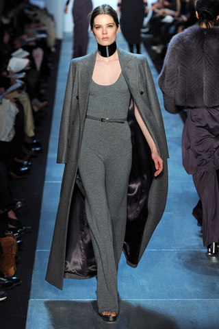 Caroline Brasch Nielsen - NYC Fashion Week Fall/WInter 2011