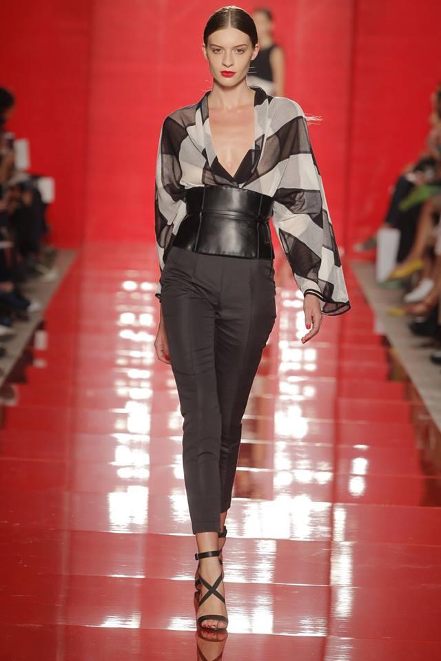 Cristina mantas at milan fashionweek elitemodelcopenhagen