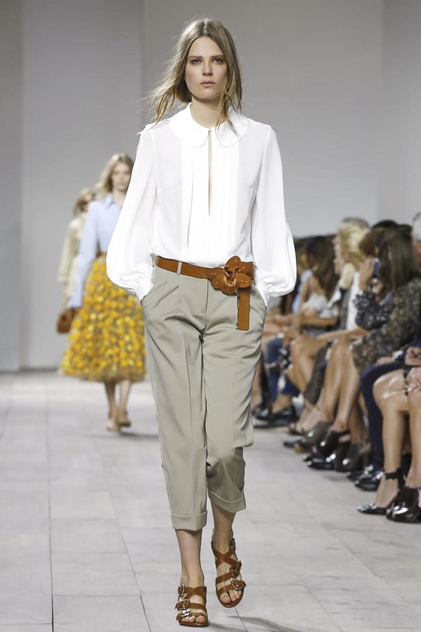 Michael Kors, Ready to Wear Spring Summer 2015 Collection in New York