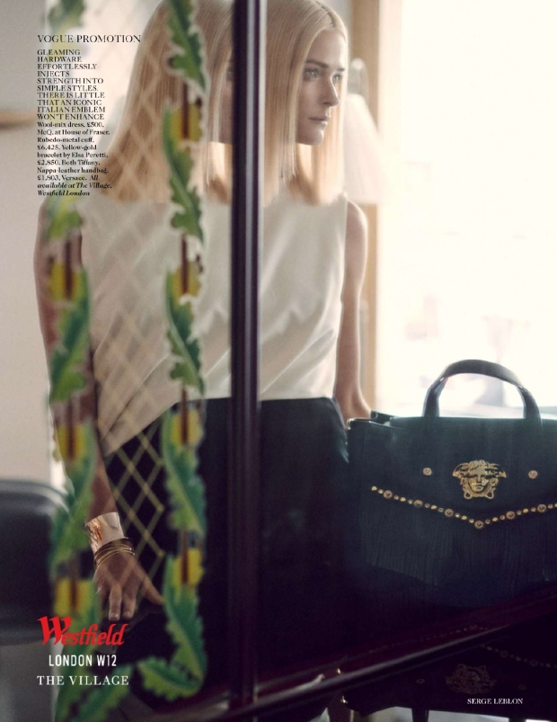 Vogue UK - December 2014