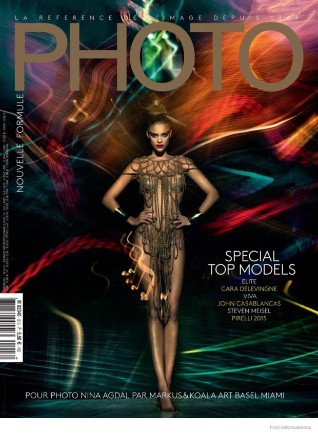 Nina Agdal - PHOTO Magazine