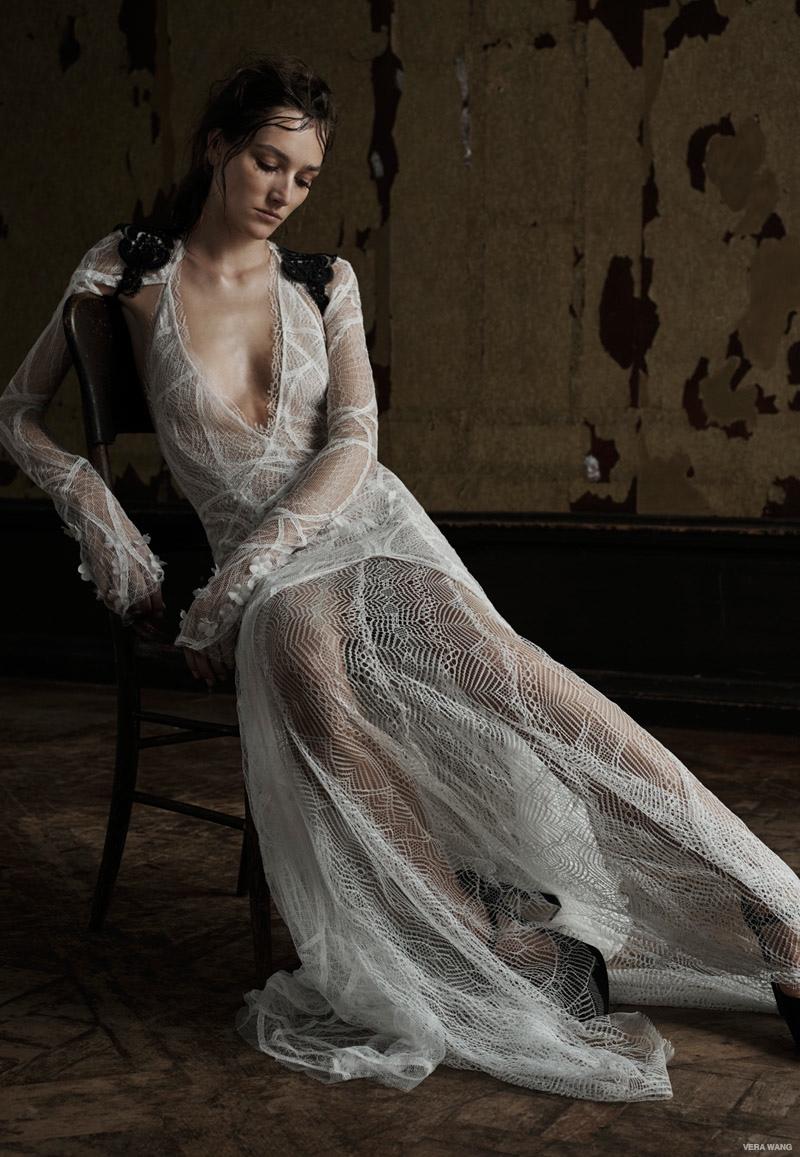 Josephine Le Tutour Vera Wang